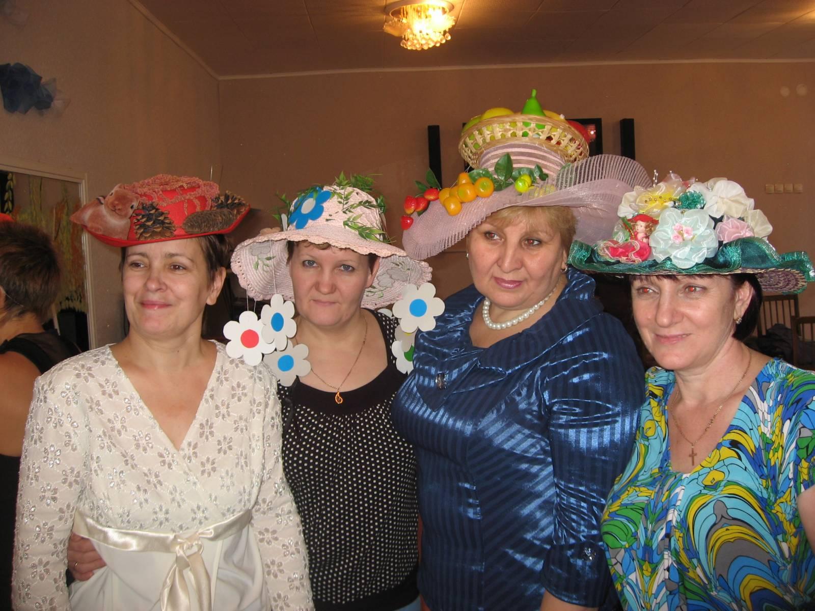 Как сделать шляпу на конкурс в Детский сад своими руками? 81